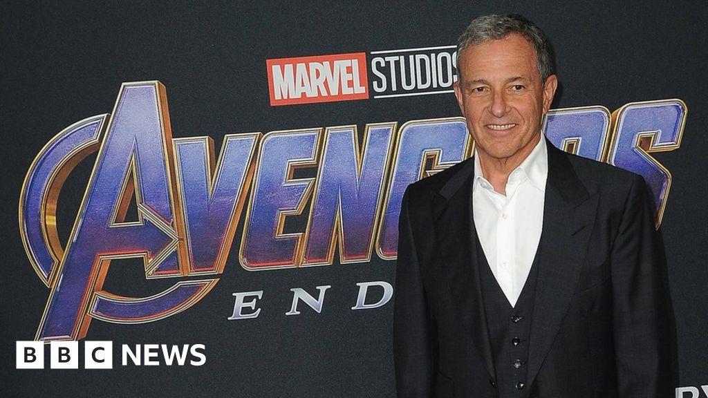 Disney chief Bob Iger talks Star Wars, Marvel, and Martin Scorsese