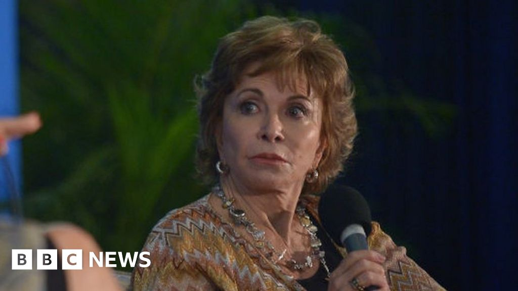 Isabel Allende: 'This is a dark time, my friends'
