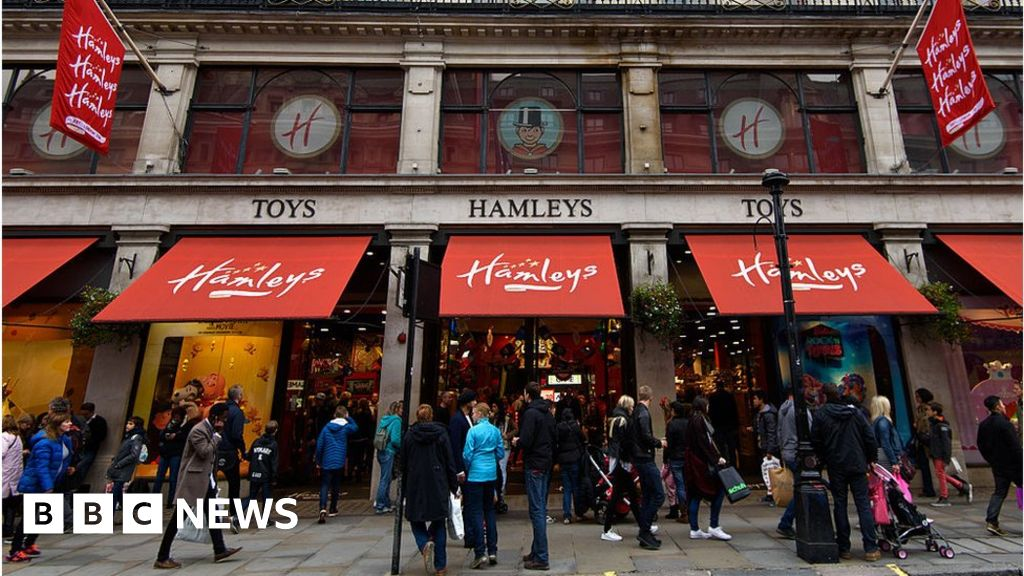 Hamleys swings to loss after 'challenging year for retail'