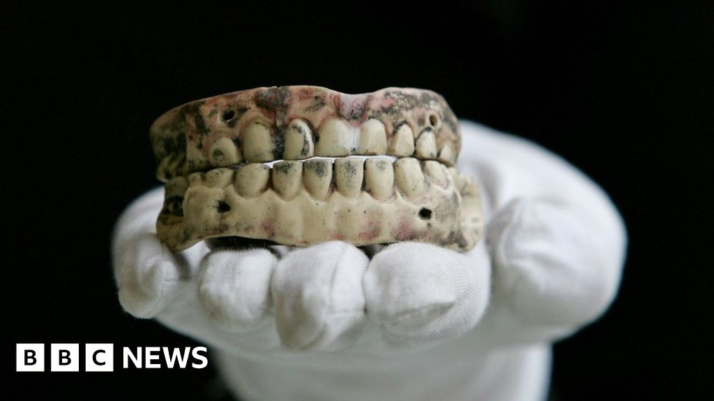 Can You Catch A Killer Using Only Teeth Marks Bbc News