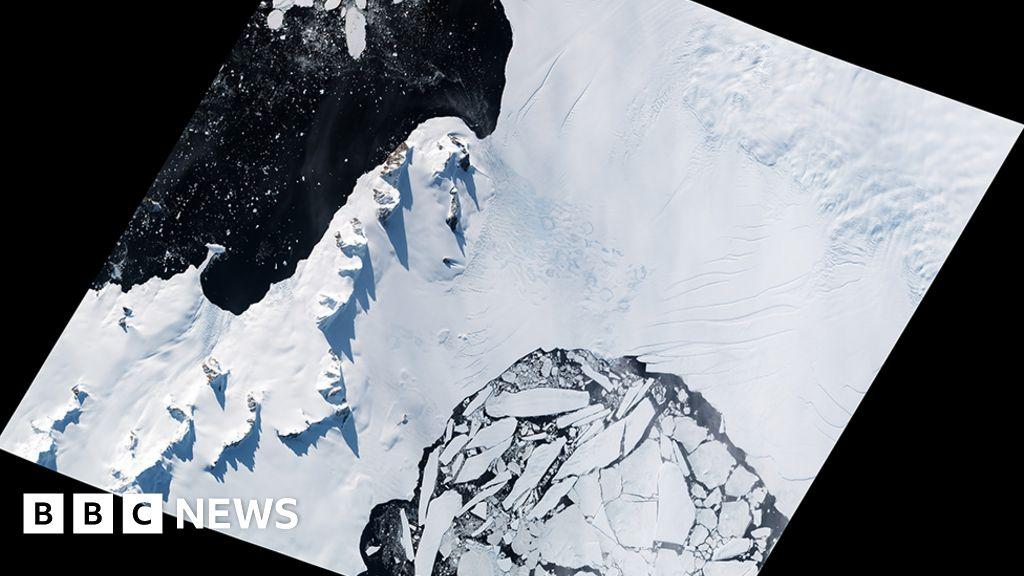 Climate change: Antarctic Peninsula 'can still avoid