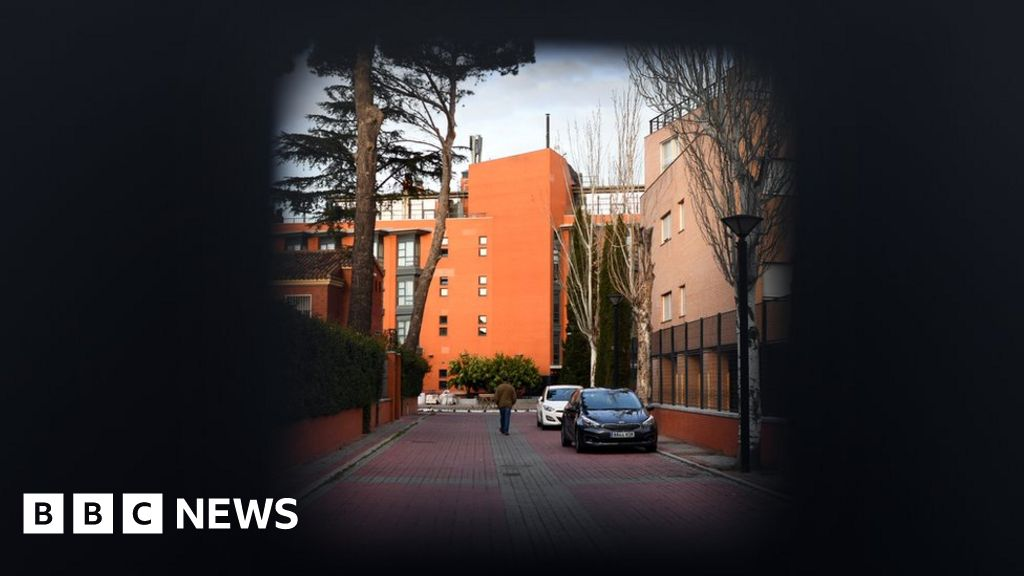 Coronavirus: Searching for truth behind Spain's care home tragedy