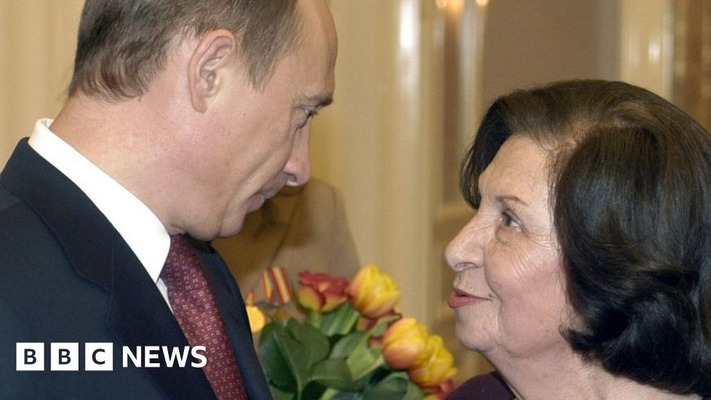 Goar Vartanyan: Russian spy who  changed history  dies at 93