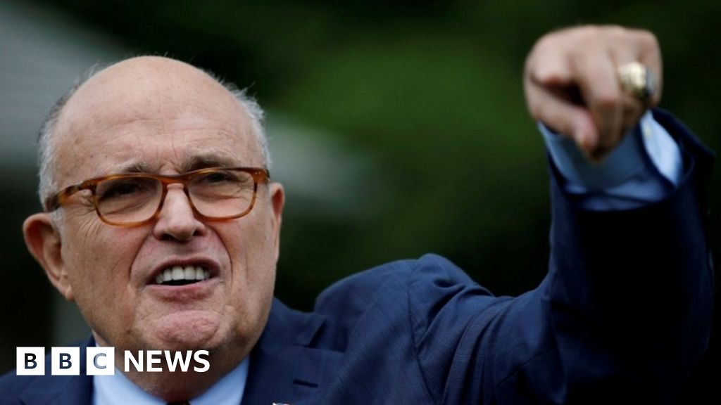 Giuliani defends 'truth isn't truth' comments thumbnail