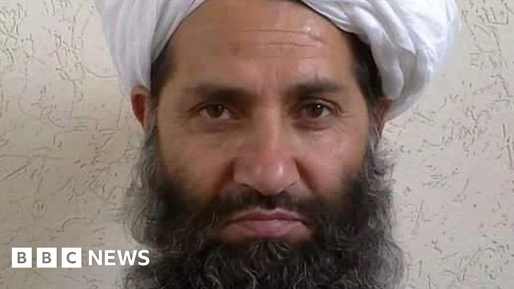 Profile: New Taliban chief Mawlawi Hibatullah Akhundzada - BBC News