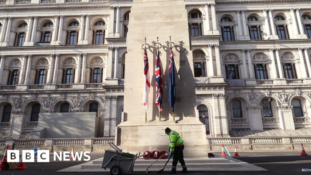 Remembrance Sunday: Royal Family to pay tribute at scaled-back service