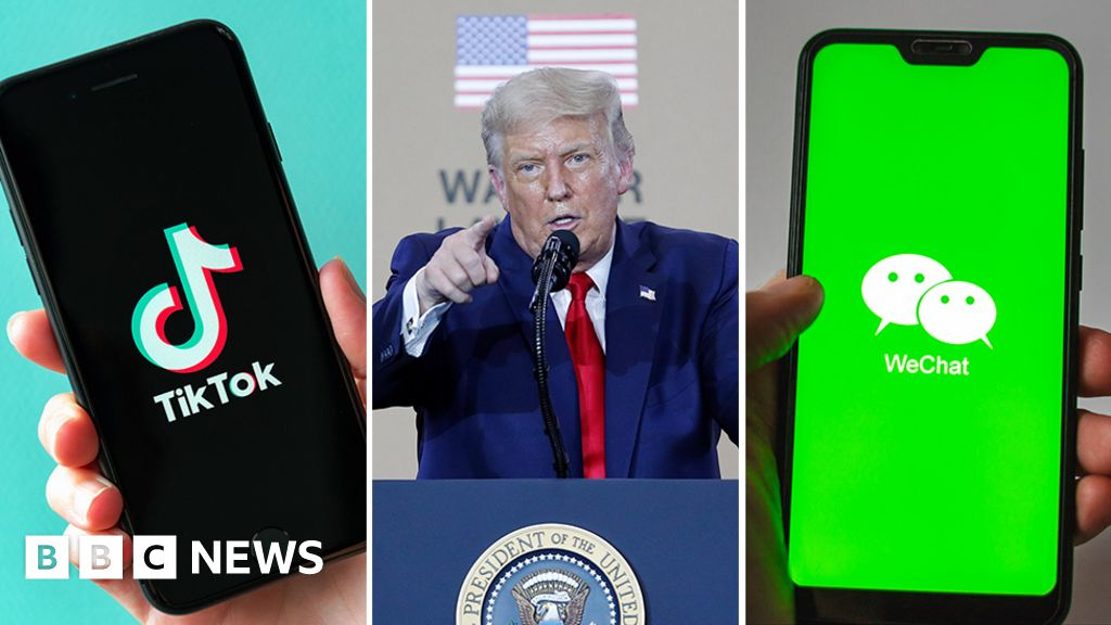 Trump Threatens to Block TikTok Deal if ByteDance Stays in Control