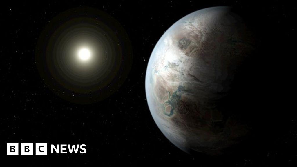 Earth 2.0' found in Nasa Kepler telescope haul - BBC News
