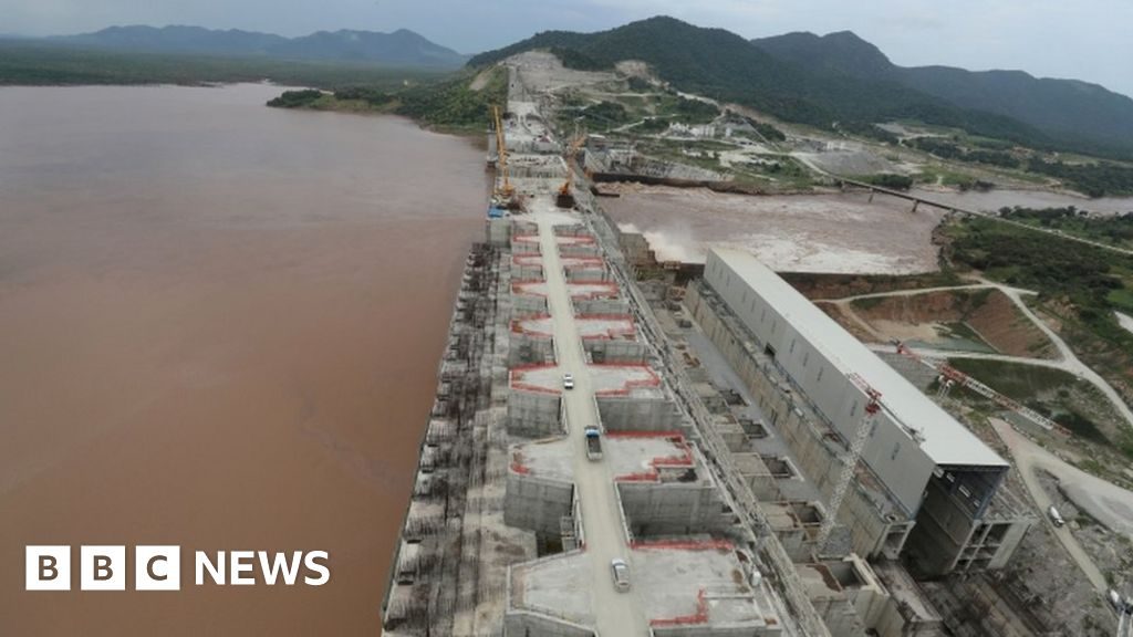 How the Nile's mega dam will be filled
