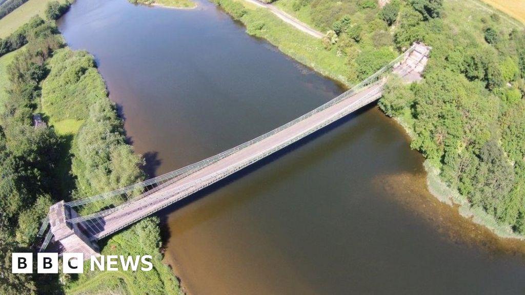 Photo of Scotland-England bridge work ready to begin | BBC News