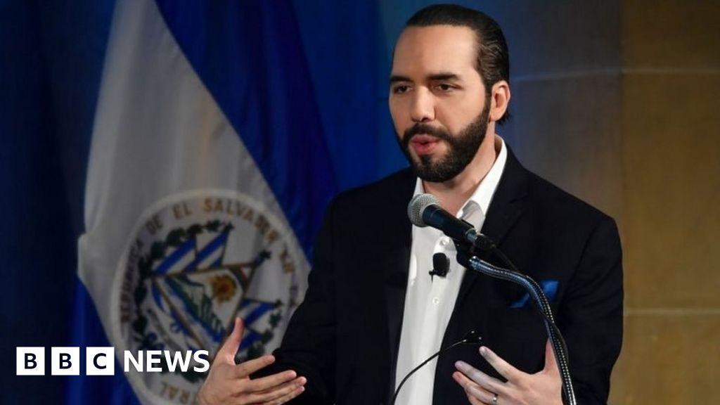 El Salvador expels Maduro's Venezuela diplomats