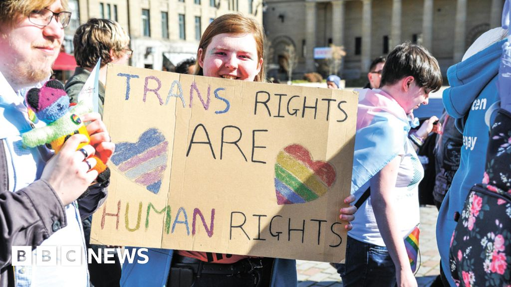 Gender Recognition Act: Political groups call for trans-equality