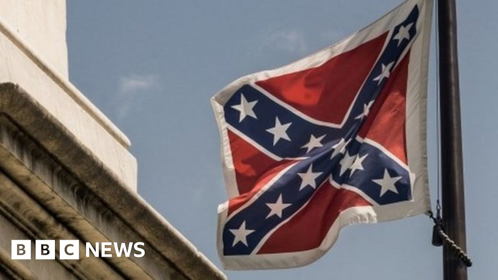 an analysis of the confederate flag of south carolina According to one analysis — the south carolina confederate flag: the politics of race and this flag must be flown on a flagpole located at a point on the south side of the confederate after all, the naacp asked south carolina's first indian american governor to get rid of the flag years ago.