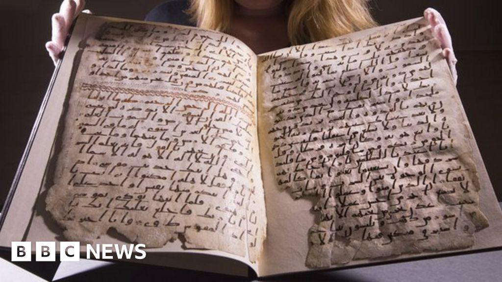 Quran found oldest 7 Oldest