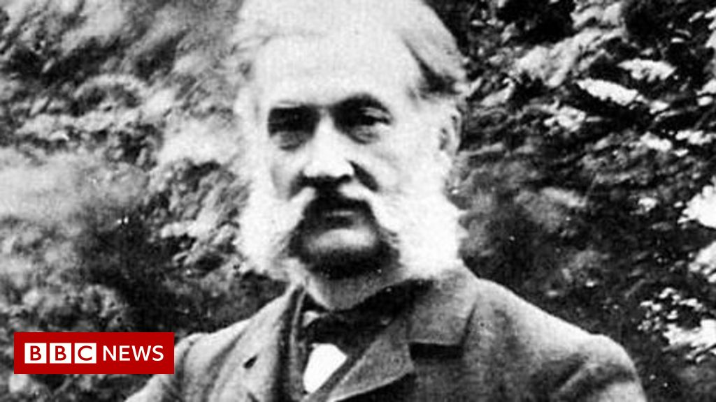 Louis Le Prince, who shot the world's first film in Leeds - BBC News