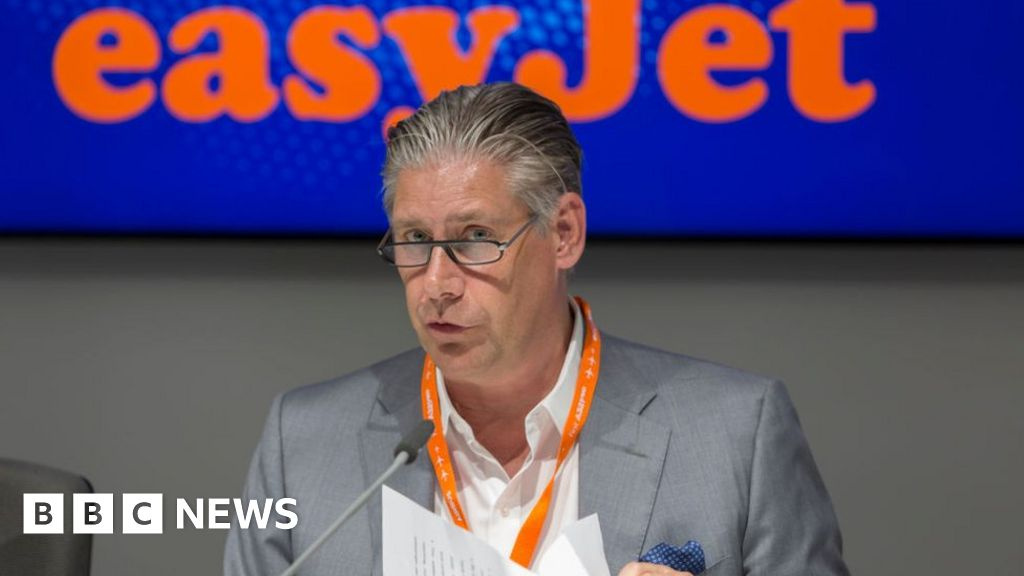 EasyJet chief says full of planes are 100% safe, as the flights resume
