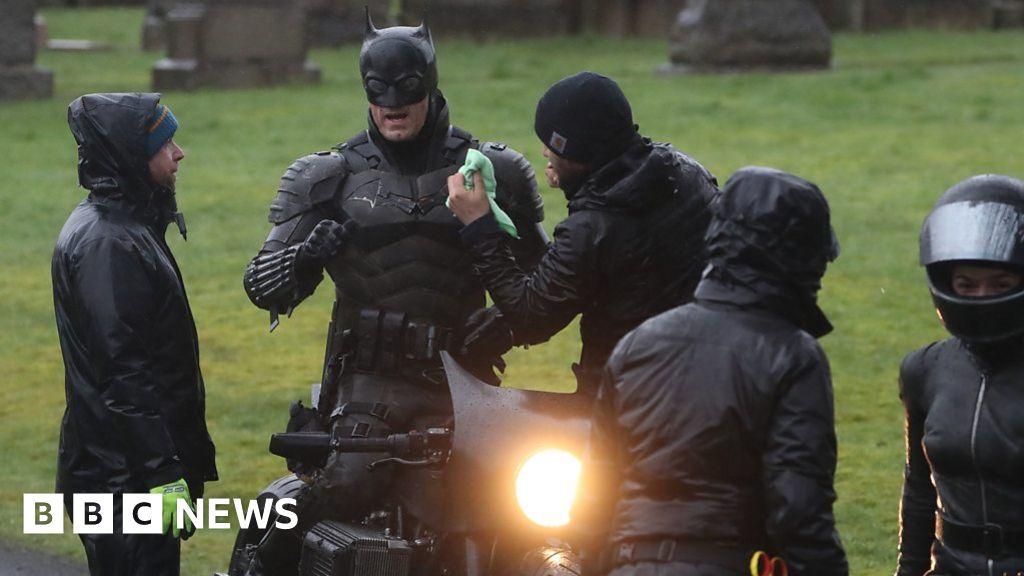 The Batman begins filming in Glasgow thumbnail