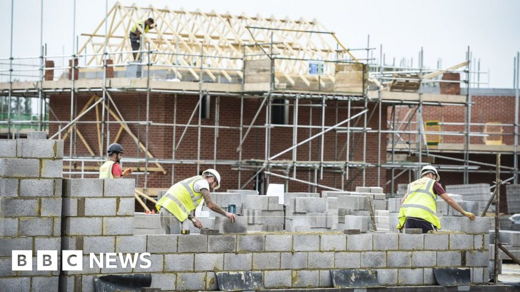Where are all the UK's new homes being built?