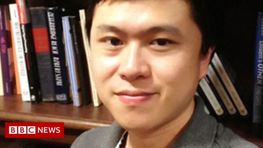 Chinese-born professor dies in US murder-suicide