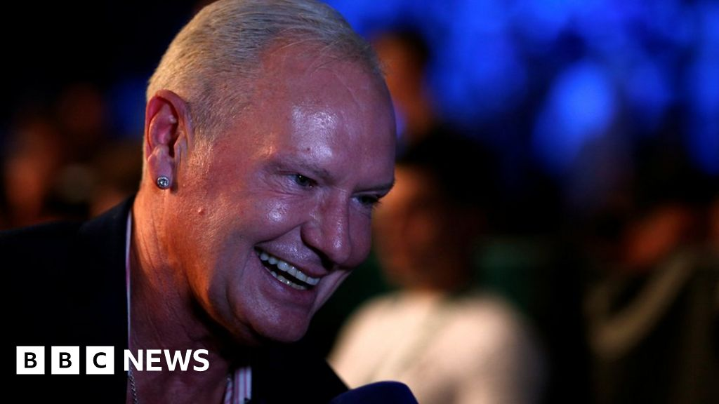 Gascoigne accuses early television with sleeping pills