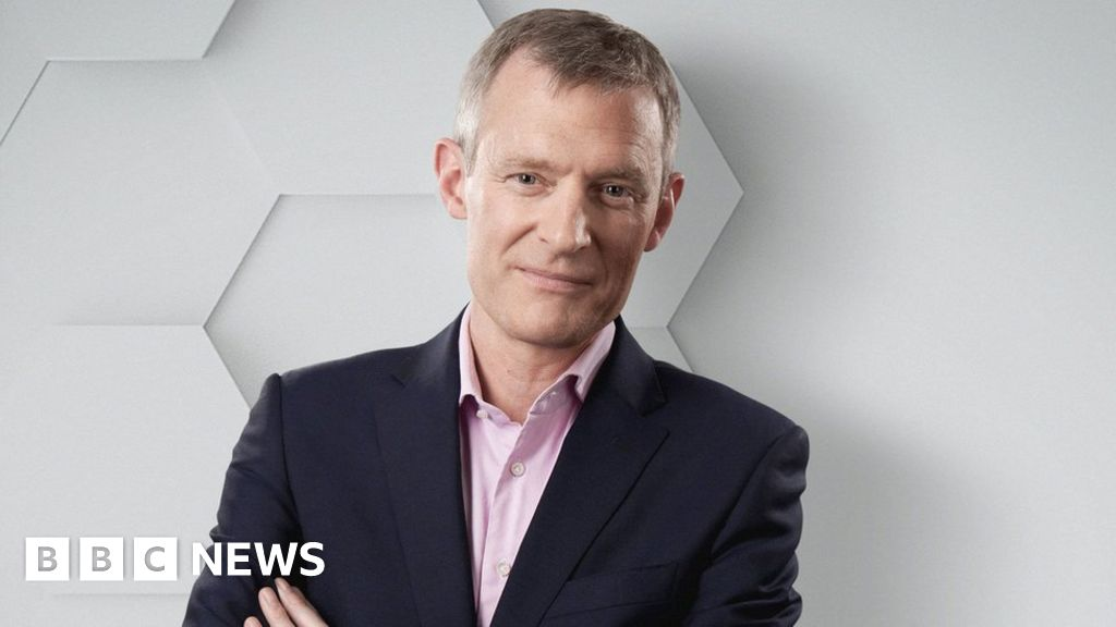 Jeremy Vine was 'appalled' by BBC pay gap