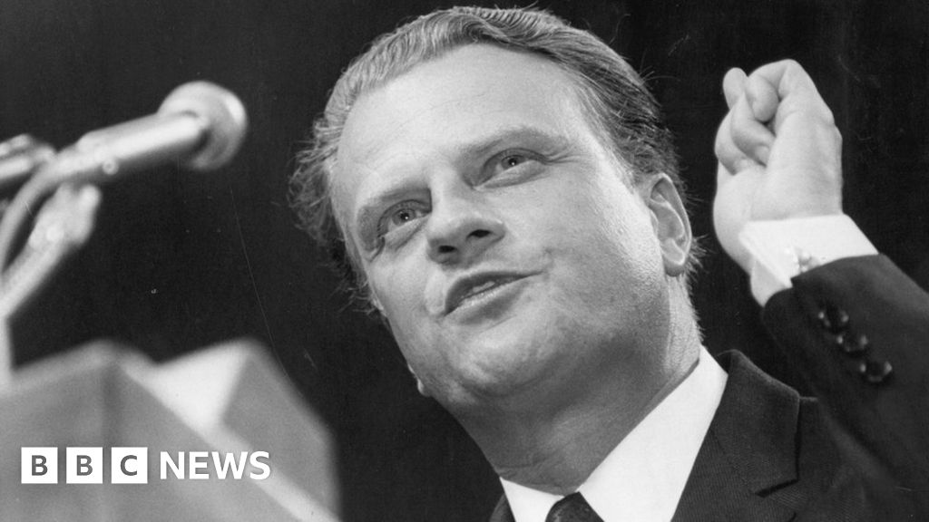 Billy Graham: Six things he believed - BBC News