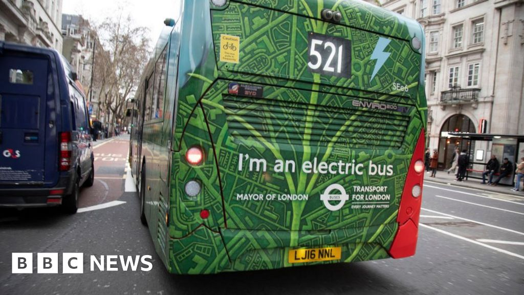 Labour pledges to electrify UK bus fleet