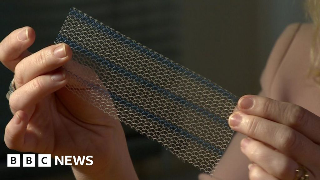 Vaginal mesh ban can be lifted with changes, NICE says