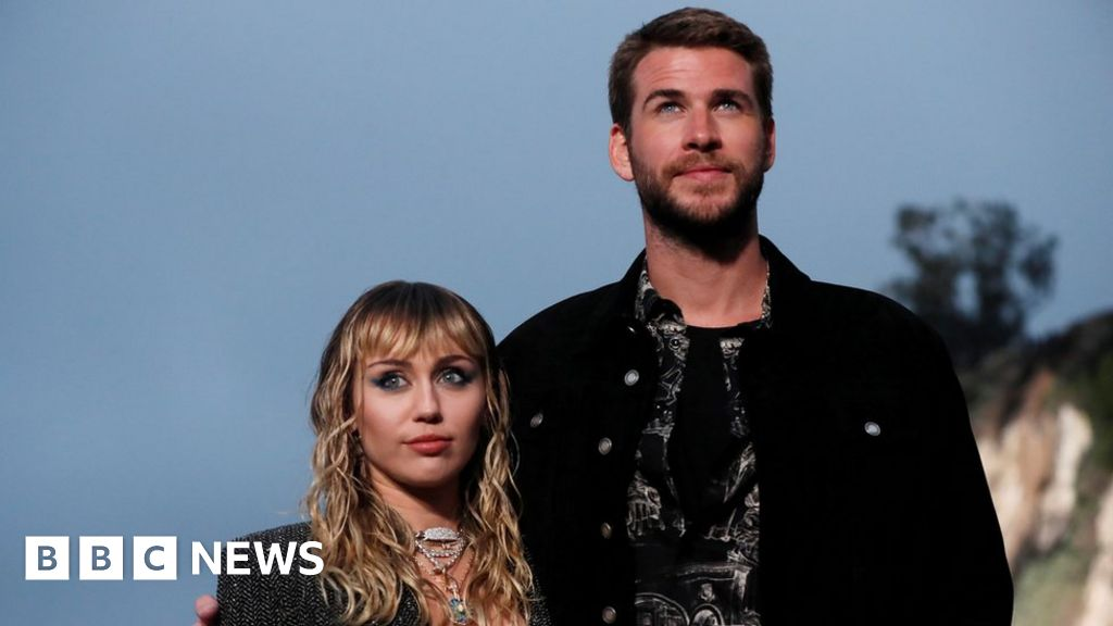 Miley Cyrus And Liam Hemsworth To Separate Bbc News