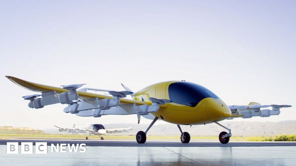 Self-flying air taxi lifts off in New Zealand