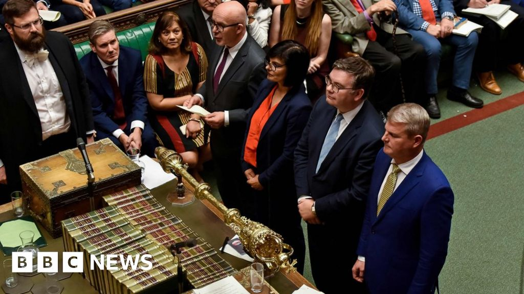 Brexit: Johnson  to the numbers  in the Commons-offering, says Raab