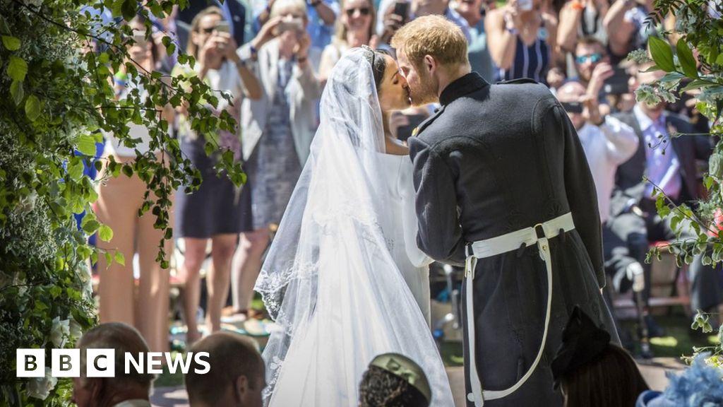 9c8b2816bec0 Royal wedding  Will British brides be influenced by Meghan  - BBC News