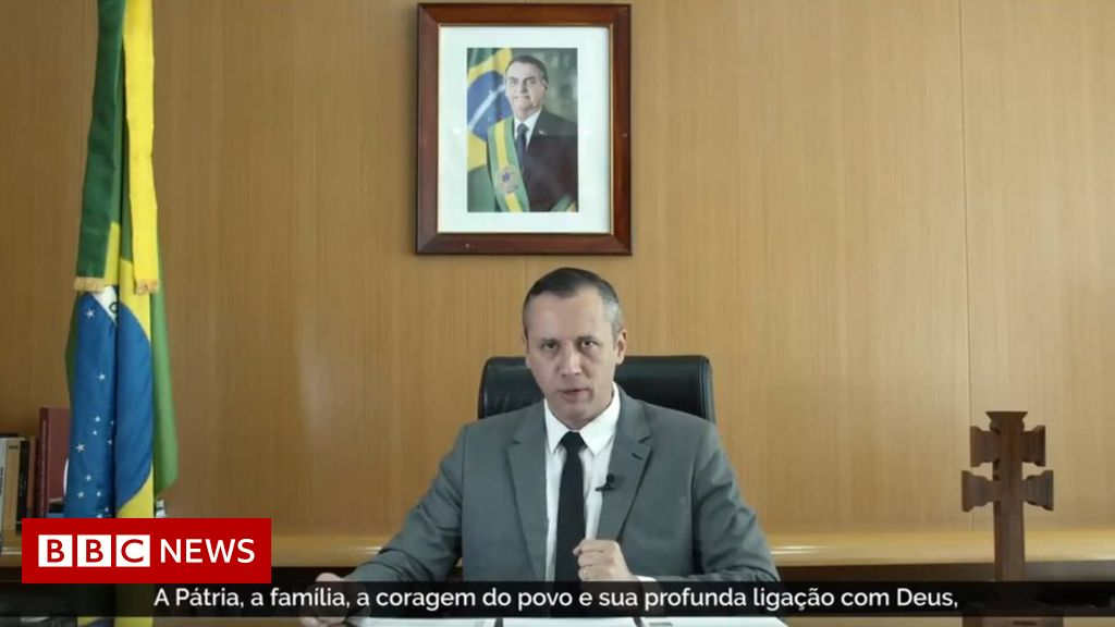 Brazil s culture Minister fired after echo Goebbels