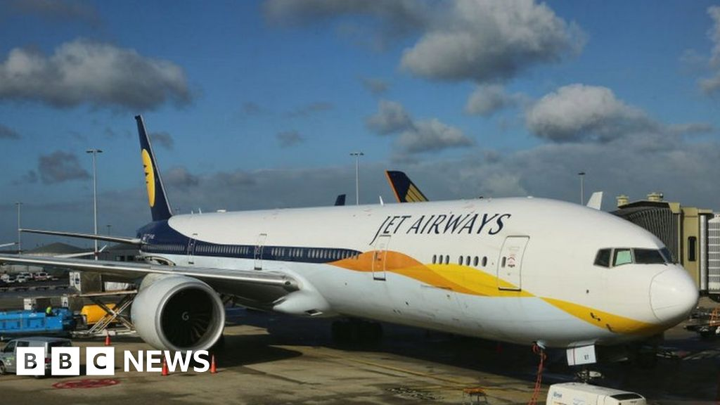 Jet Airways founder Naresh Goyal steps down amid crisis