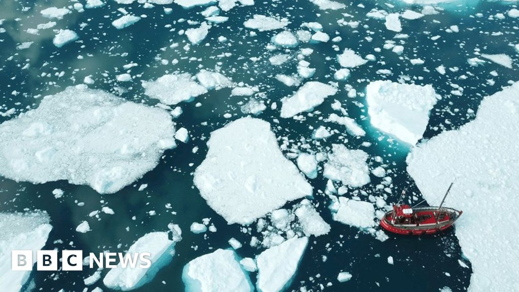 Climate Change: Greenland Ice Faces A Death Sentence To Melt