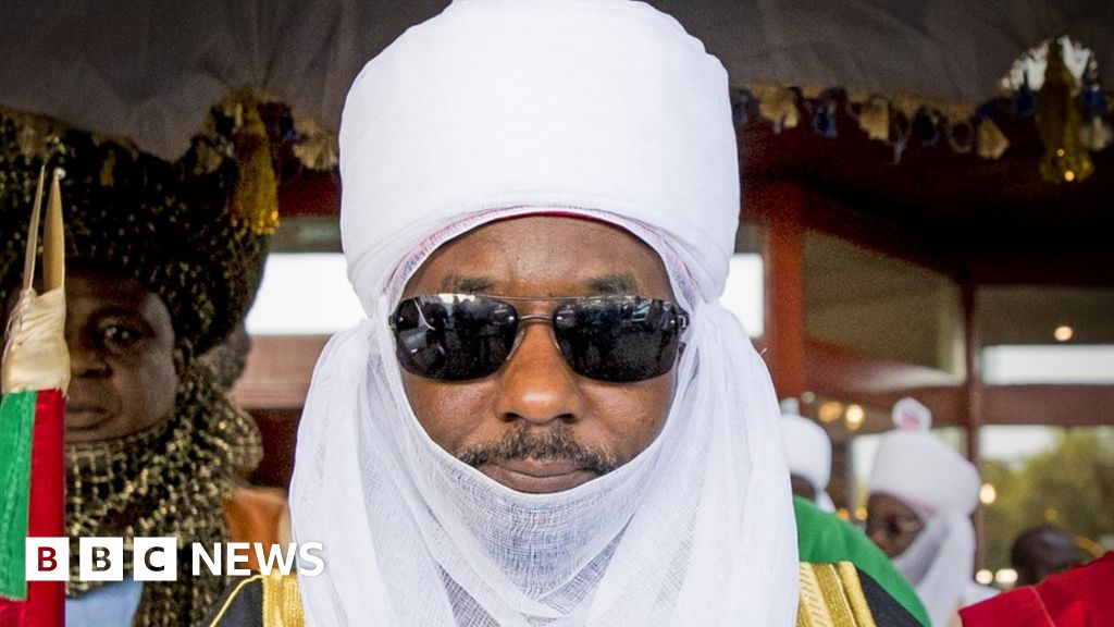 How Nigeria's kings lost their power