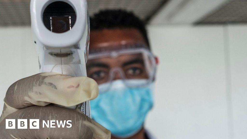 WHO head tells Africa to 'wake up' to coronavirus threat thumbnail