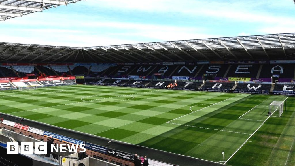 Swansea City FC takes control of the Liberty Stadium