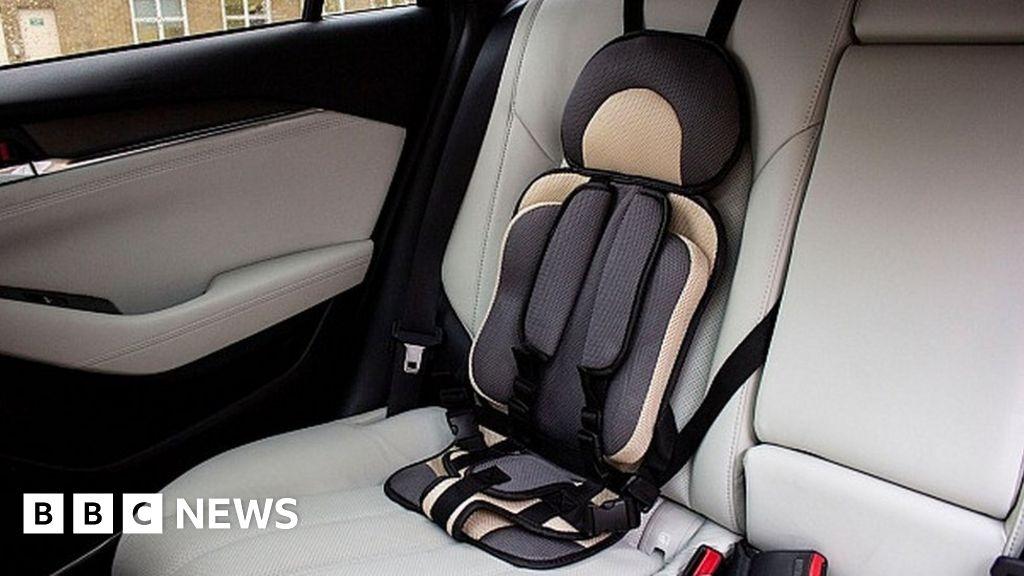 Killer car seats' sold online for £8
