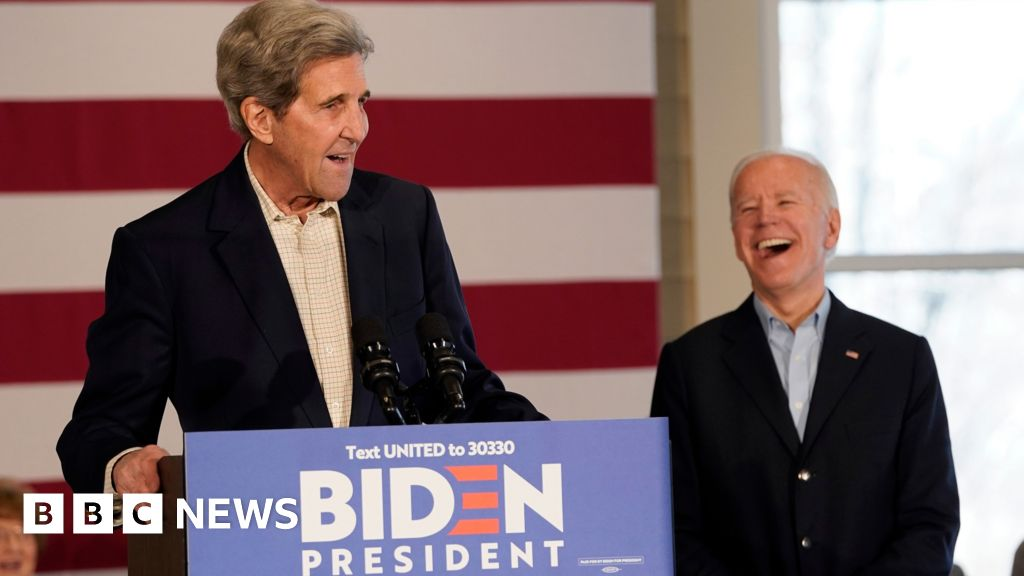 Biden's inner circle gets key cabinet posts as John Kerry named climate tsar