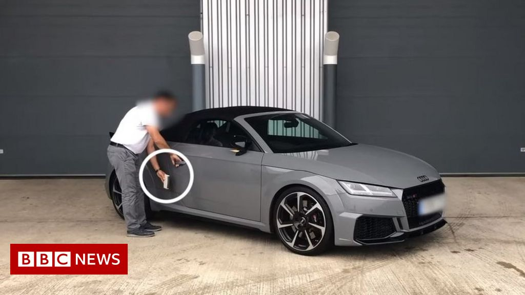 New cars  can be broken into in 10 seconds