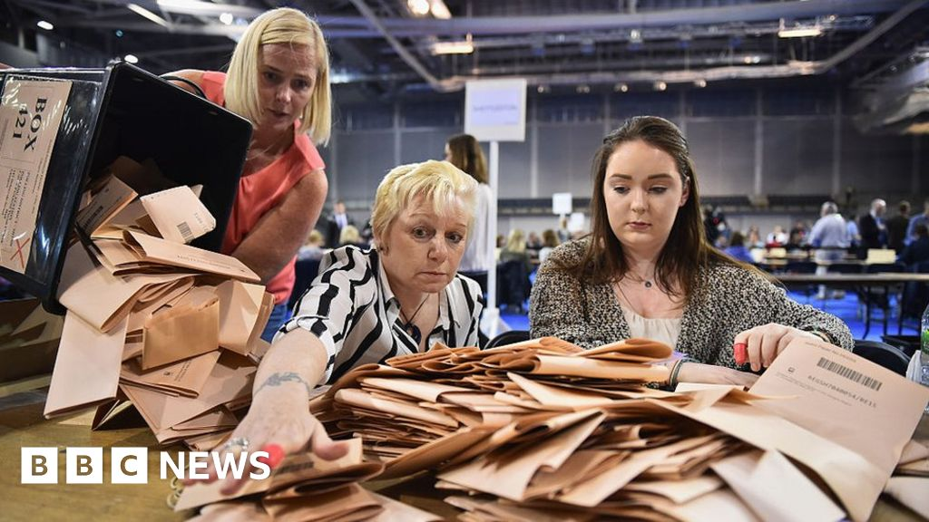 General election 2019: What is tactical voting? thumbnail