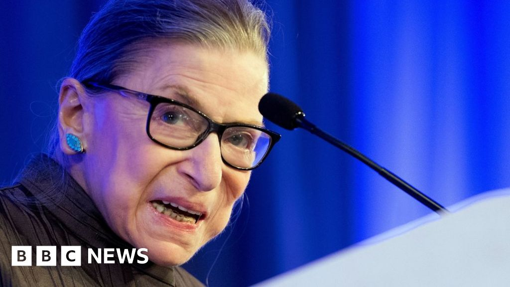US Justice Ruth Bader Ginsburg treated for cancer