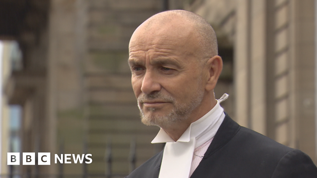 Tributes paid to top QC found dead at his Glasgow home thumbnail