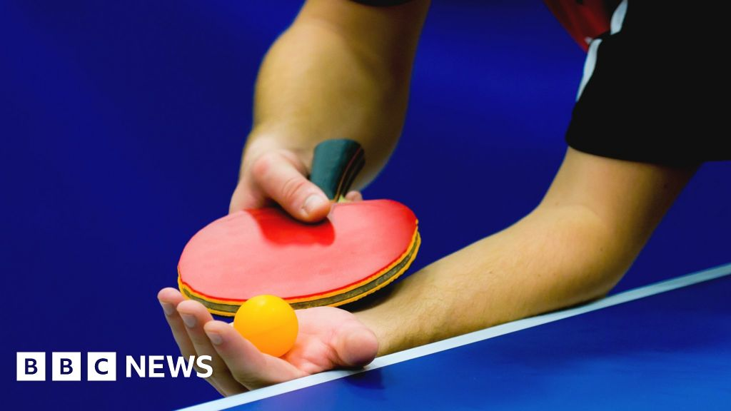 William Hill Punters Bet On Table Tennis In Sports Lull Bbc News