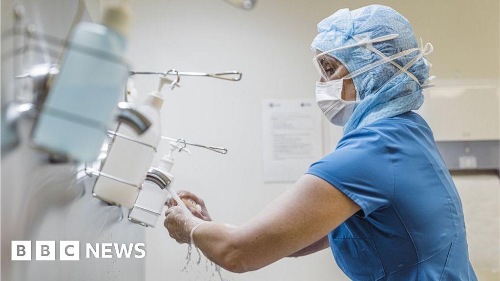 Coronavirus: the Mental health hotline for NHS staff