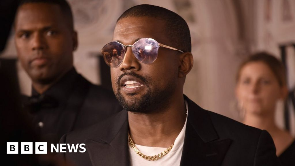 Kanye West deletes Twitter and Instagram accounts - again