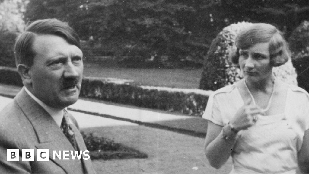 When Adolf Hitler Confidante Unity Mitford Came To Stay Bbc News