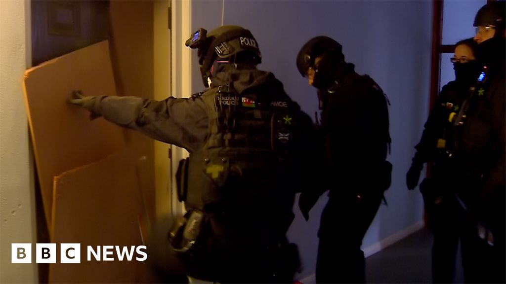 Drug crime mapped: Gangs operating away from home cities