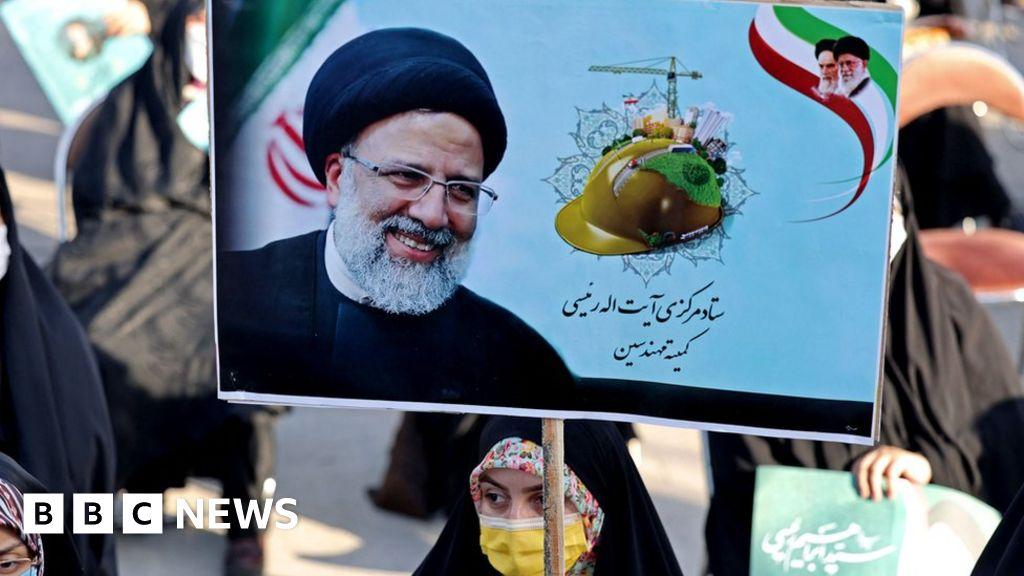 Iran's Ebrahim Raisi: The hardline cleric set to become president